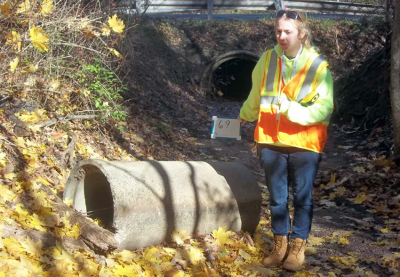 MS4 Stormwater Mapping