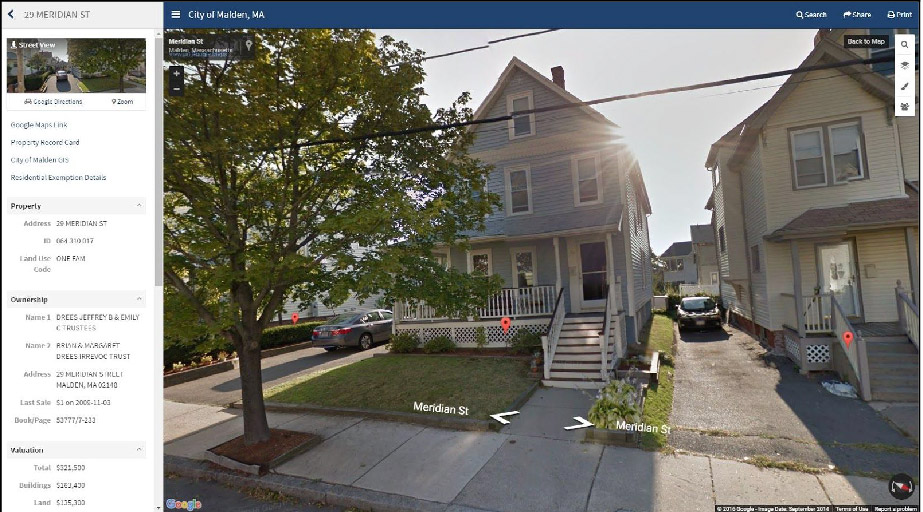 Additions to Google Streeet View
