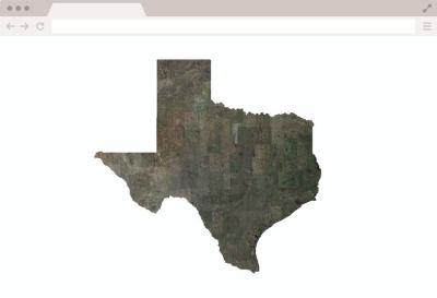Texas Google Imagery