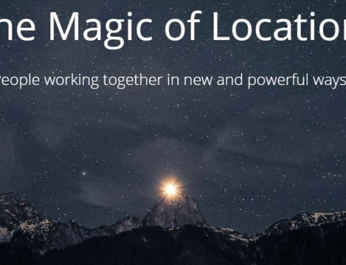 The Magic of Location – A Re-imagined AppGeo.com